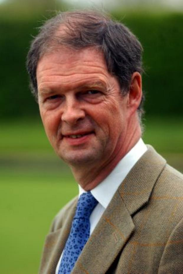 North East Hampshire MP James Arbuthnot
