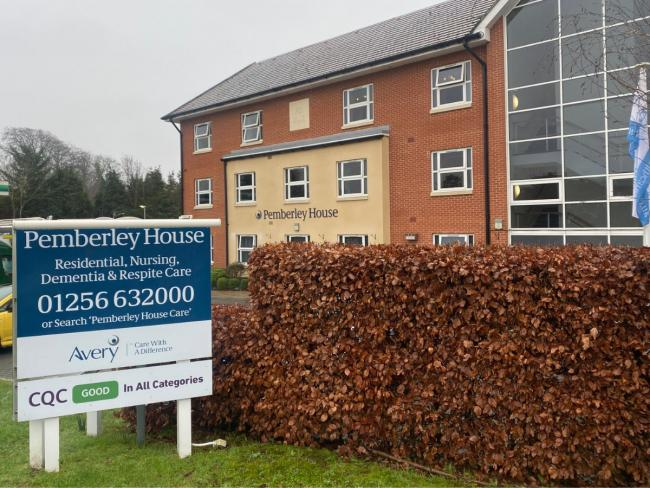 At least 22 residents have died at Pemberley House Care Home in Viables in Basingstoke