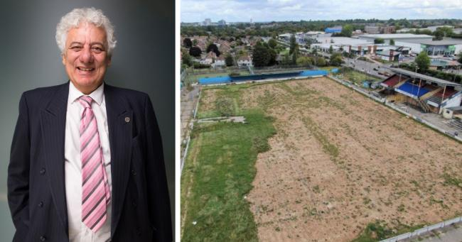 Rafi Razzak appeals decision to list Camrose staidum as asset of community value