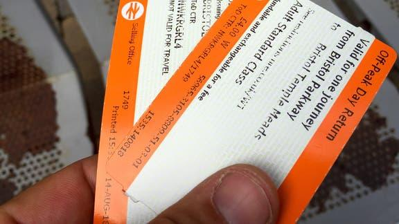 Rail passengers face price hike on train tickets. (PA)