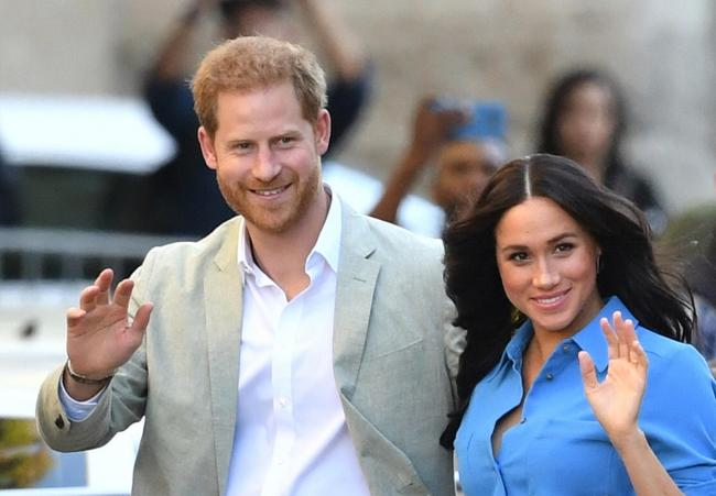 How to watch the Prince Harry and Meghan's Oprah Winfrey interview in the UK . (PA)