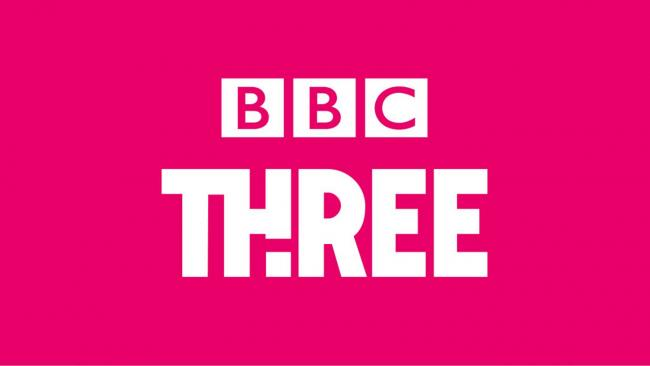 BBC Three will return as broadcast channel next year. (BBC)