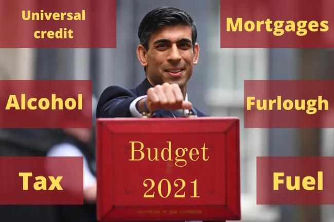 BUDGET 2021 explained : How it will impact jobs, tax, Covid, mortgages, alcohol and fuel