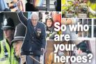 Calling all heroes! Search for Basingstoke superstars starts now - Hampshire Hero Awards 2021