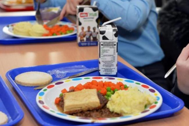 More than 5,500 extra pupils eligible for free school meals during pandemic