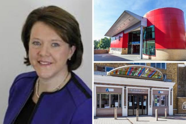 Maria Miller MP is urging the various parties to work together to save the 'jewels of Basingstoke'
