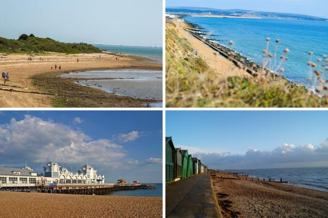 Six Hampshire beaches to visit now restrictions have eased