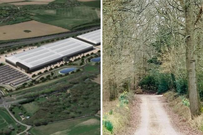 The wildlife trust said it was 'disappointed' by the approval of 'wholly unsuitable' plans