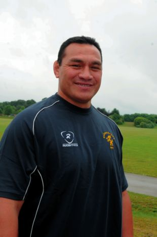 Junior Paramore Coach is forced into a playing comeback From Basingstoke Gazette