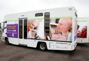 New timetable for mobile library