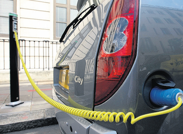 Plan to put charging point for electrical vehicles in Basingstoke