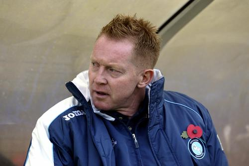 Gary Waddock insists he's not leaving to join Crawley
