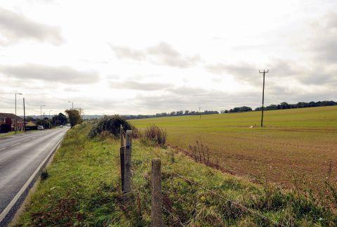 Land at Manydown has been earmarked for more than 3,000 new homes