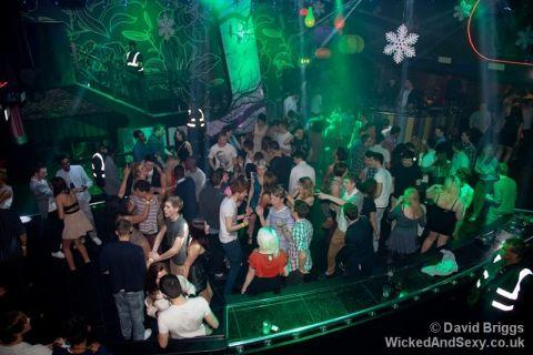 Wonderland nightclub in Sutton