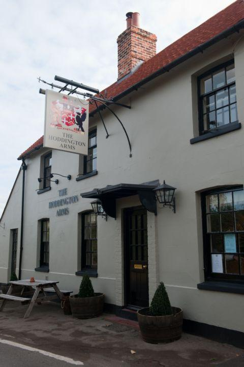 Basingstoke Gazette: The Hoddington Arms