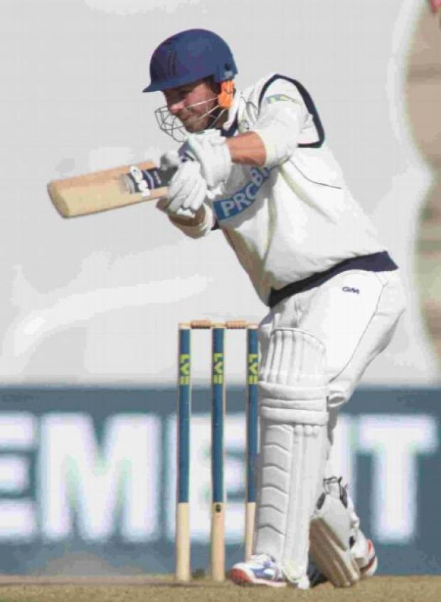 Basingstoke Gazette: JAMES VINCE