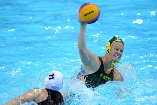 Water polo - one of the sports the sub aqua club says is not being catered for