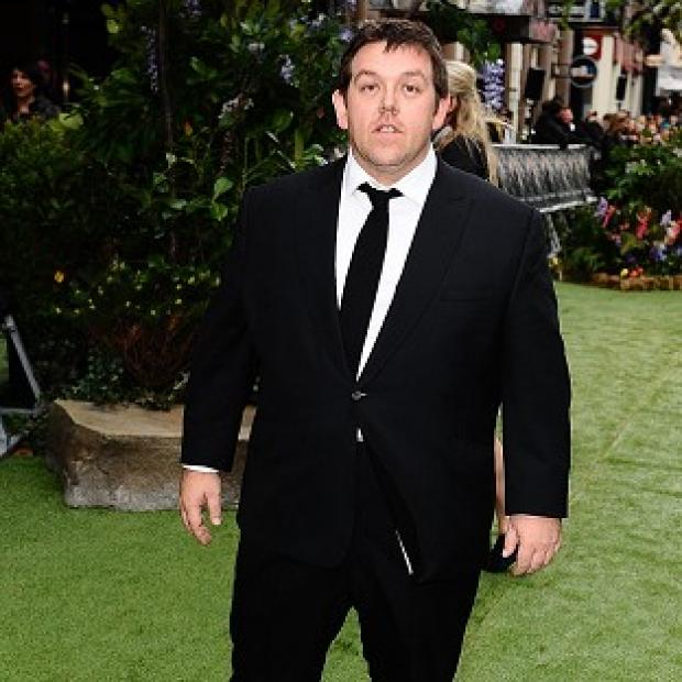 Nick Frost won't let fatherhood affect his film choices