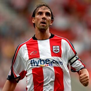 Claus Lundekvam played for Southampton from 1996 to 2008