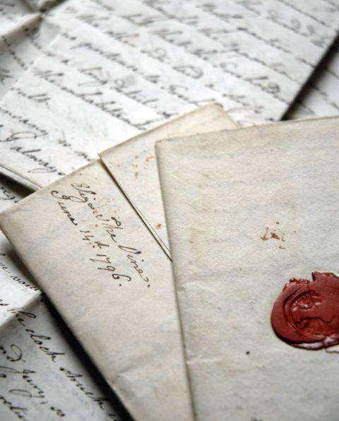 200 year-old letters given to The Vyne reveal a personal history of the local National Trust estate