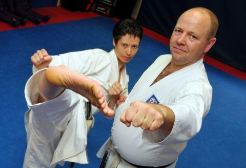 Family Karate teachers, Family Martial Arts, Family Kung Fu, Martial Arts School for the Family, Basingstoke