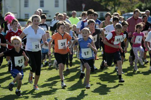 200 people take part in Silchester Fun Run