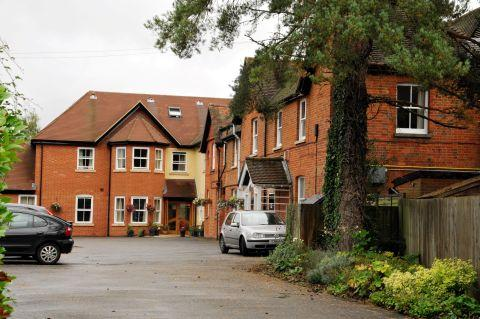 Applewood Care Home in Bramley