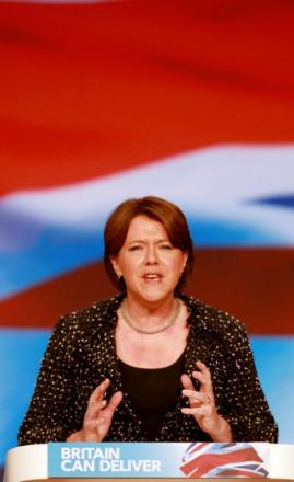 Basingstoke MP Maria Miller