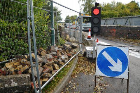 Fears over safety of bridge
