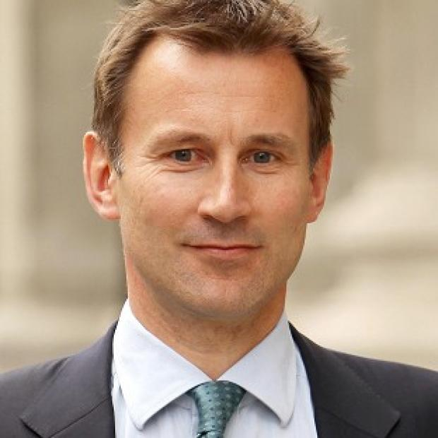 Health Secretary Jeremy Hunt said patients and families 'have a basic right to be involved in discussions and decisions affecting their end-of-life care'
