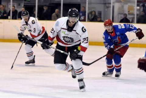 Basingstoke Gazette: Joe Miller is a doubt for this weekend's double header against Guildford.