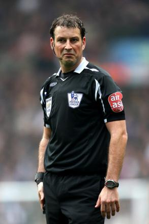 FA clear Mark Clattenburg