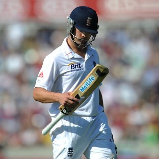 Jonathan Trott hit a century against Haryana ahead of the first Test against India