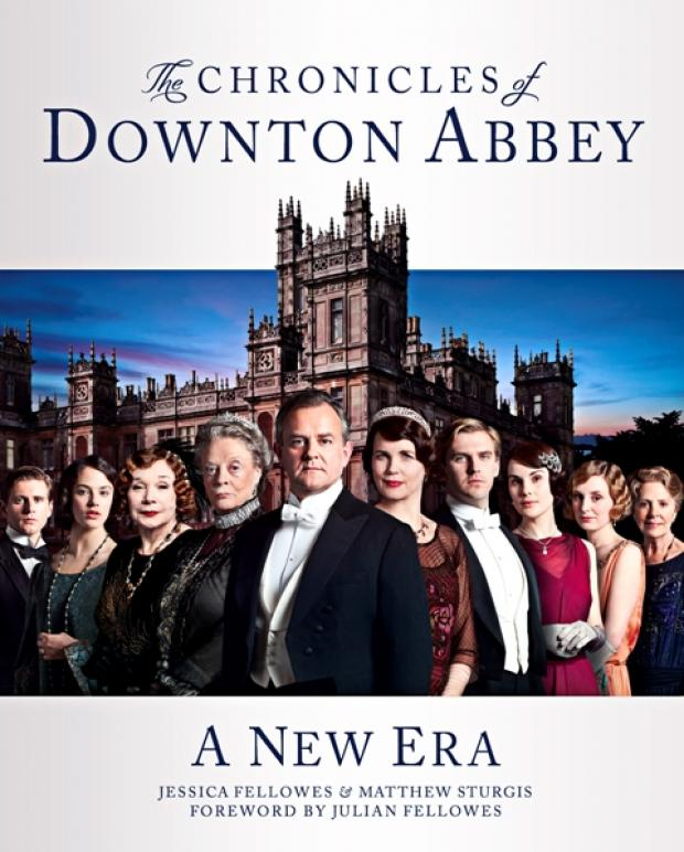 REVIEW: The Chronicles of Downton Abbey, Jessica Fellowes