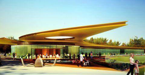 How the cancer centre could look