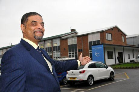 Anthony Bravo, principal of Basingstoke College of Technology