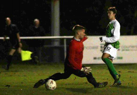 Blackfield & Langley in cup action this season
