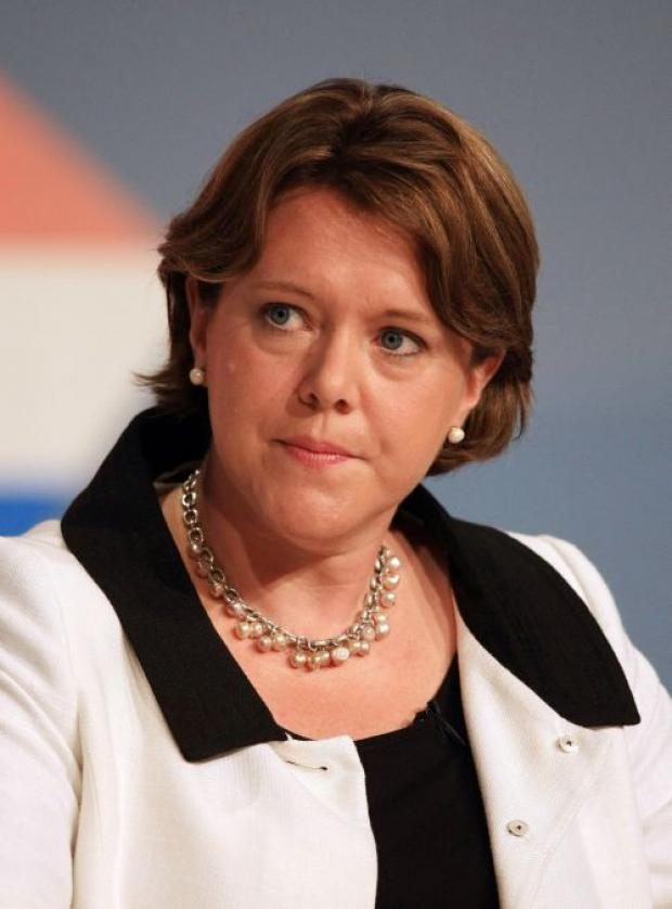 Basingstoke Gazette: Culture Secretary and Basingstoke MP, Maria Miller, who is under fire over old expense claims
