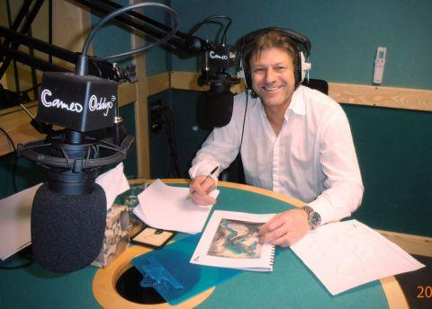 Sean Bean makes his recording