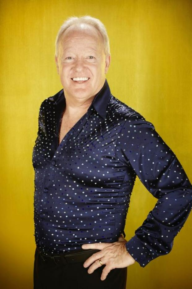 Basingstoke Gazette: Video: Keith Chegwin rehearsing for Dancing on Ice in Basingst