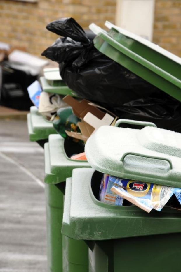 Lastest Government figures show recycling rates still have plenty of room for improvement in the Basingstoke area