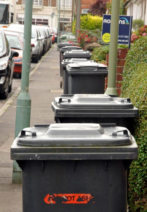 Bins - your Basingstoke and Deane update
