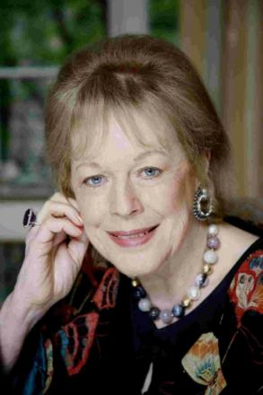 Lady Antonia Fraser: a forthcoming guest speaker at Hampshire Writers' Society