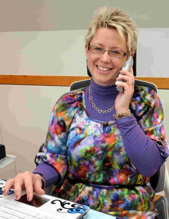 Travel agent Jane Zollo