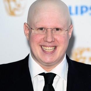 Basingstoke Gazette: Matt Lucas has been working on Chat Show Roulette for ITV