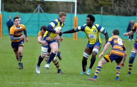 David Byett scored two tries as Basingstoke beat Hove.
