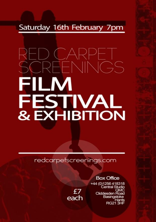 Red Carpet Screenings' Basingstoke Film Festival returns this month