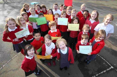 Pupils from Weeke Primary School created a video advert for a new head teacher which has more than 2,000 hits on YouTube