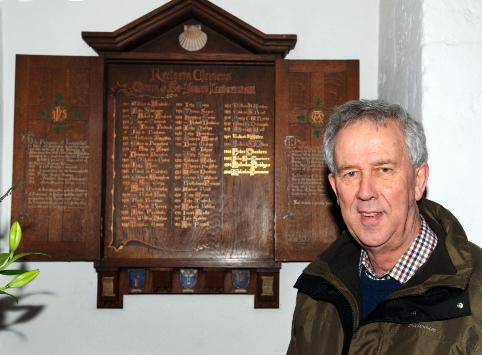Ludgershall rector says farewell