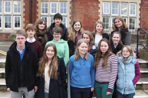 More than 50 Symonds students gain Oxbridge offers